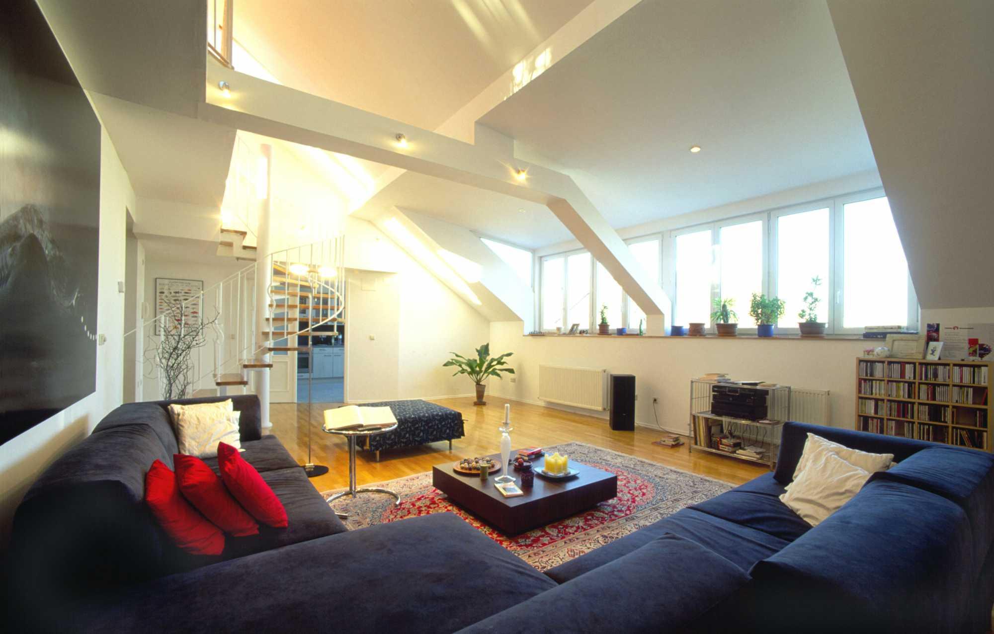 penthouse construction ges m b h alles was sie tun m ssen ist in die fertige wohnung. Black Bedroom Furniture Sets. Home Design Ideas